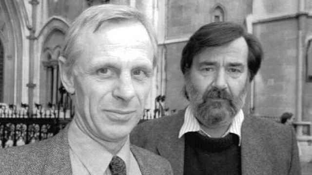 Michael Randle & Patrick Pottle