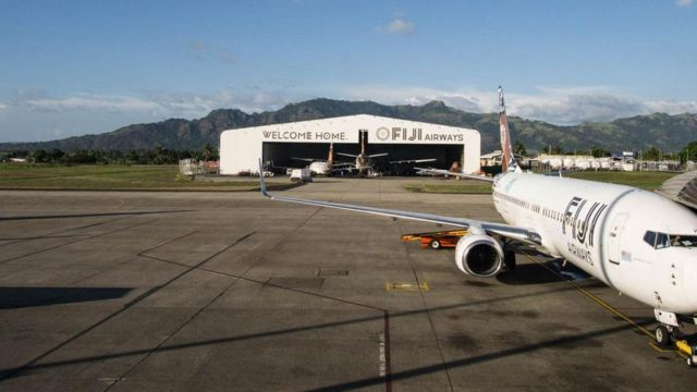 Aeropuerto de Fiji