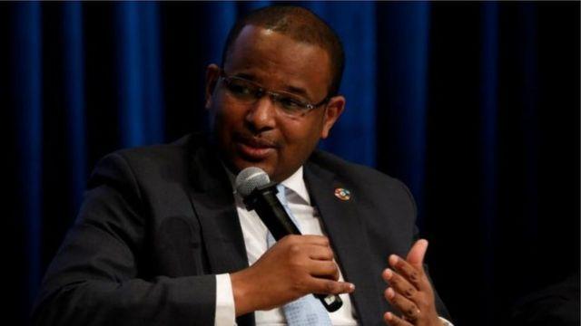 Le premier ministre Boubou Cisse a formé un gouvernement de 36 ministres et 2 secrétaires d'état