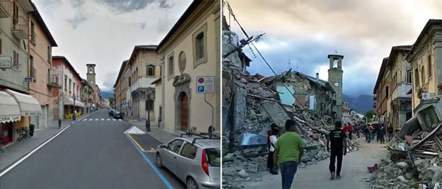 Amatrice/Itália