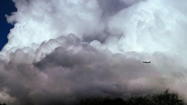 मौसम, उपग्रह