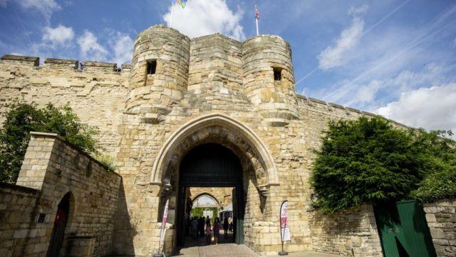Крепость в Линкольне