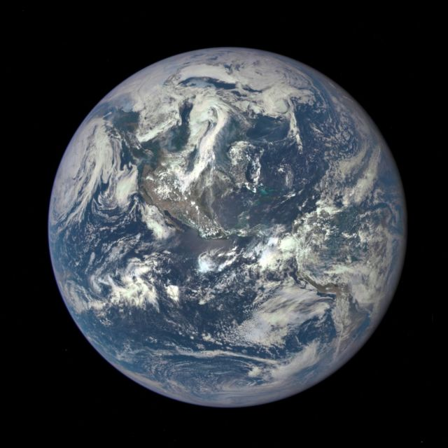 New 'Blue Marble' picture delights