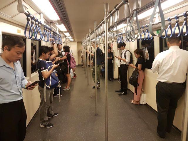 รถไฟฟ้าใต้ดิน