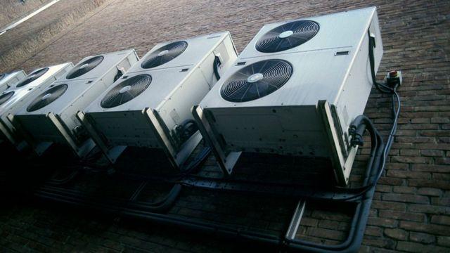 تسهم أجهزة التبريد في نسبة كبيرة من انبعاثات غاز ثاني أكسيد الكربون
