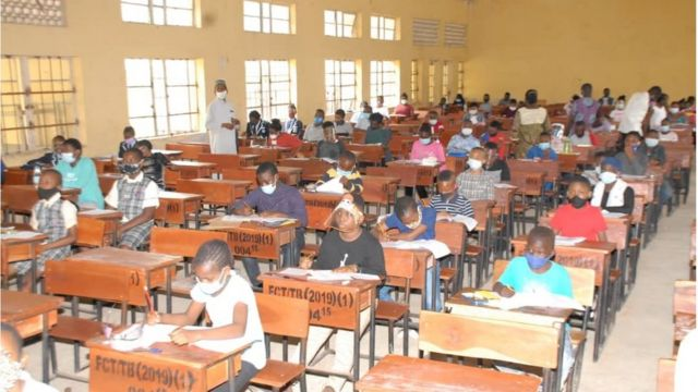 National Common Entrance Examination: NECO release 2020 common entrance  exam results - BBC News Pidgin