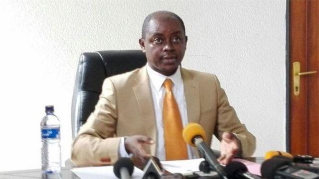 Musenyeri Jean Louis Nahimana