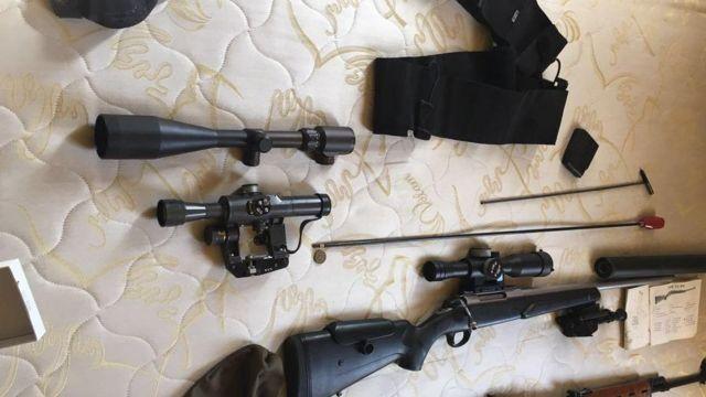 арсенал зброї