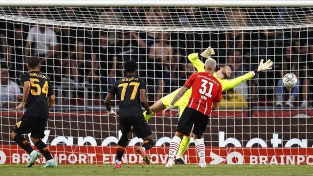 Galatasaray PSV maçı