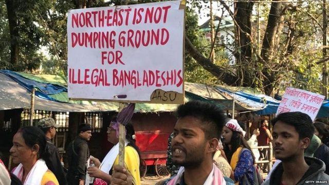 असम+नागरिकता संशोधन कानून