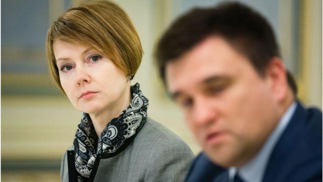 """Олена Зеркаль виконує повноваження міністра закордонних справ відтоді, як Павло Клімкін заявив про """"політичну відпустку"""""""