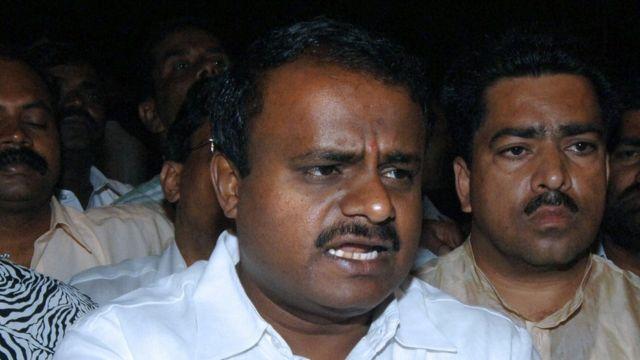 H.D.Kumaraswamy