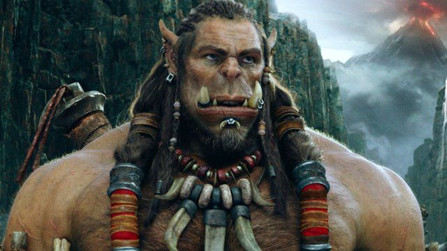 Still from the film Warcraft