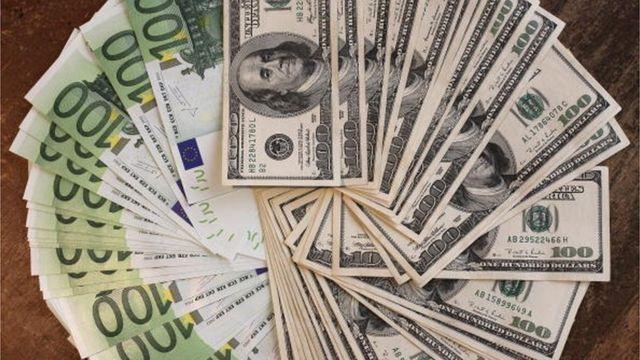 Перед выпуском евроболигайций министерство финансов Украины представило их в лондоне и Нью-Йорке