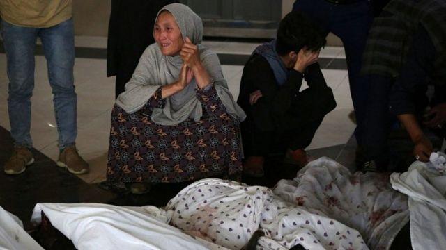وزارت صحت/بهداشت افغانستان شمار زخمیهای این حادثه را ۷۴ نفر اعلام کرده است