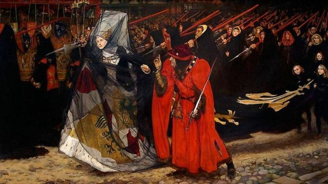 Анна и Ричард III