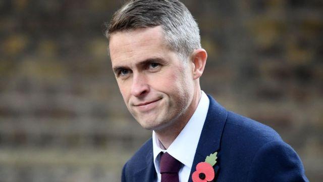 Gavin Williamson, le nouveau ministre britannique de la défense
