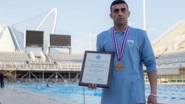 الحسین یکی از ۶ ورزشکار تیم پناهندگان در پارالمپیک توکیو ۲۰۲۰ است