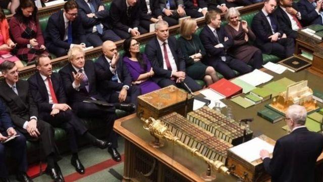 ब्रिटेन की संसद