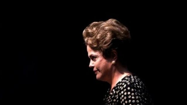 President Dilma Rousseff speaks during the opening ceremony of the National Policy Conference for Women in Brasilia