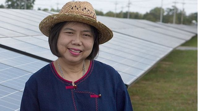 Wandee Khunchornyakong, CEO of Solar Power Company Group (SPCG) in Thailand