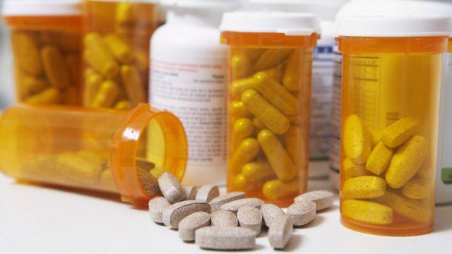 Píldoras antidepresivas
