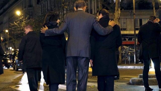 オバマ大統領はCOP21に出席するためパリを訪問した