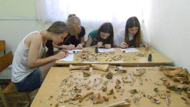 Археологічна експедиція Херсонського університету