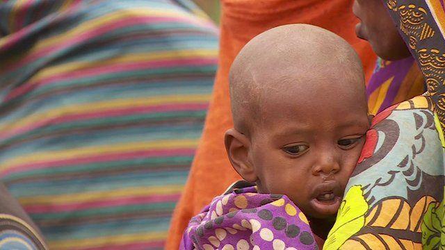 Hunger threatens Ethiopia