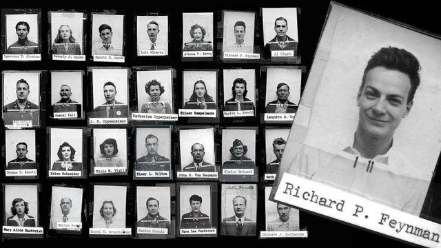 Miembros del Proyecto Manhattan