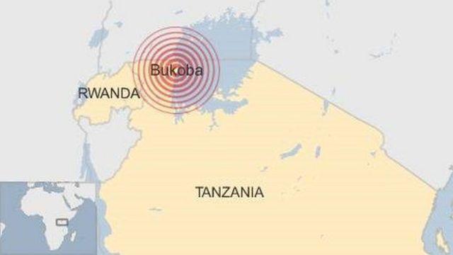 Ikarita ya Tanzania