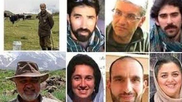 فعالان محیط زیستی بازداشت شده
