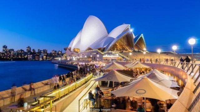 Sidney kimi təmiz və okean kənarında yerləşən şəhərlər əla seçimdir