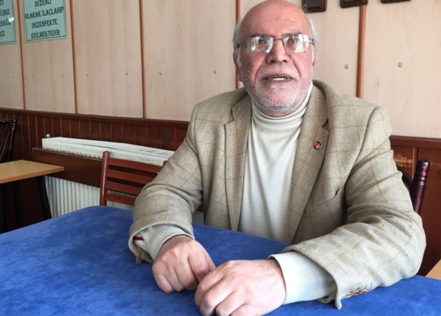 Ahmet Güneyli,
