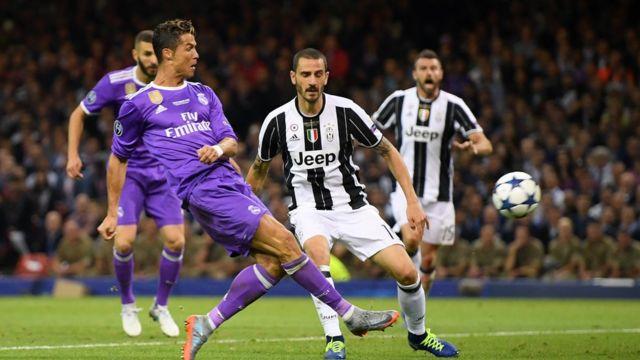 Madrid ta doke Juventus da ci 4-1 a wasan karshe na gasar zakarun Turai na bara