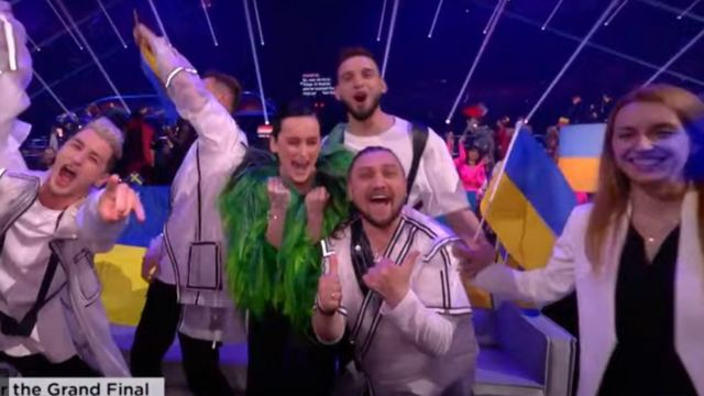 Go-A на Євробаченні