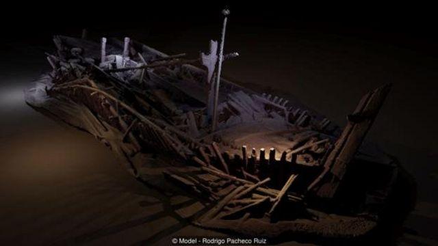 Misi kapal selam ini telah menemukan kapal dagang dan perang beberapa milenia sebelumnya di laut, termasuk kapal karam tertua tertua di dunia