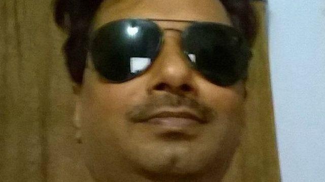 पत्रकार राजदेव रंजन.