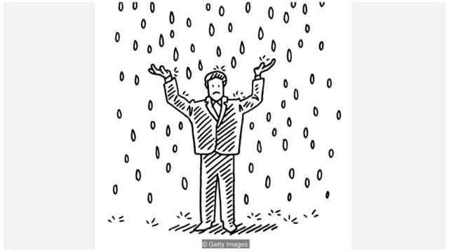 Ứng viên vẽ 'người đứng trong mưa' như thế nào được hiểu là sẽ cung cấp cái nhìn sâu sắc về tính cách của ứng viên đó, nhưng không có nghiên cứu nào chứng minh nó là đúng