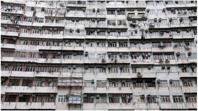 Flat di Hongkong