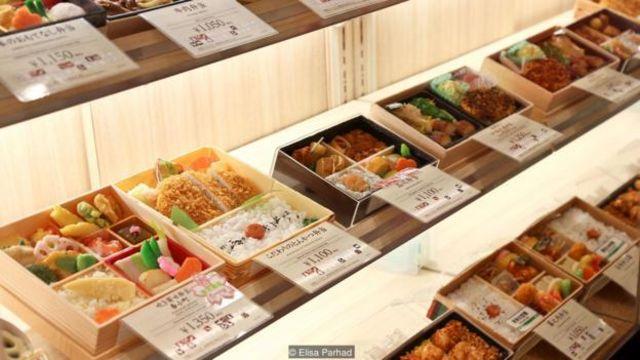 Ekiben phục vụ cho du khách tìm 'furusato no aji', tức hương vị quê nhà.