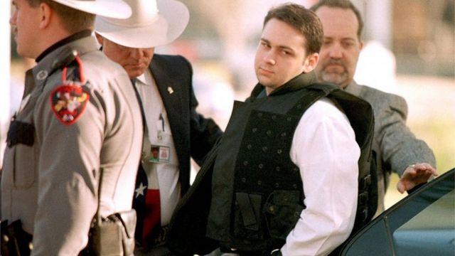 جان ویلیام کینگ به عنوان سرکرده گروه سه نفره قاتلان جیمز بیرد جونیور شناخته شده