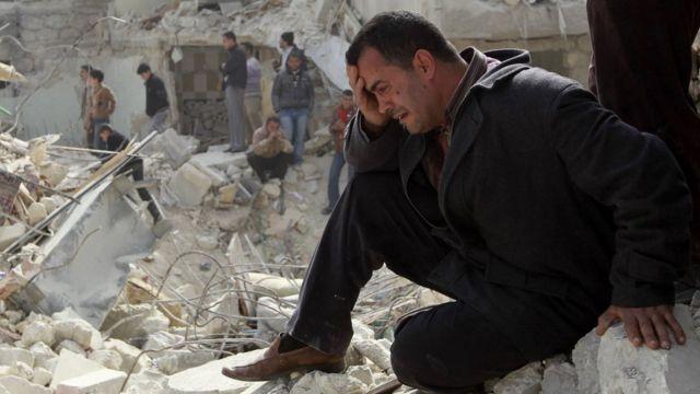 सीरियाई नागरिक