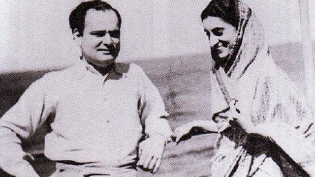 फ़िरोज गांधी