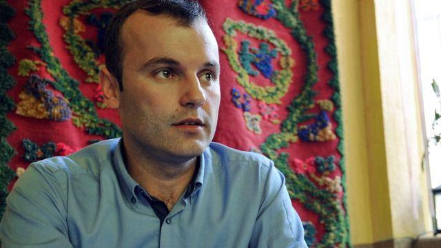 Srebrenista'nın yeni belediye başkanı Mladen Grujiciç