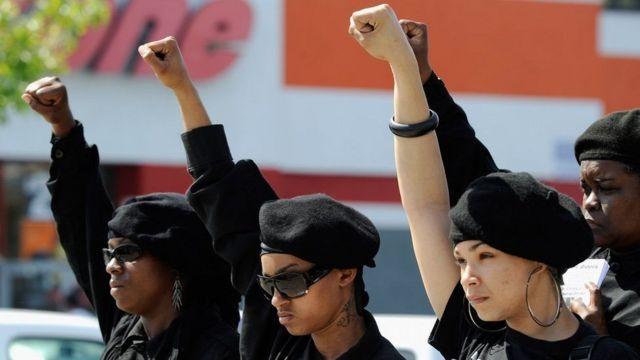 Saudação do Black Power