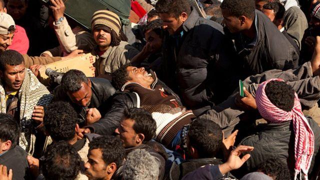 La communauté internationale à pied d'œuvre pour un retour définitif de la paix en Libye qui aura sans doute un impact positif sur la vie des migrants