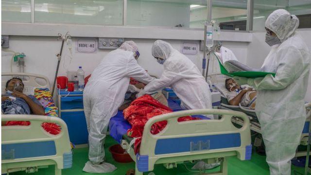 করোনা ভাইরাস: বাংলাদেশে কোভিড আক্রান্ত রোগীদের আইসিইউ'র জন্য হাহাকার - BBC  News বাংলা