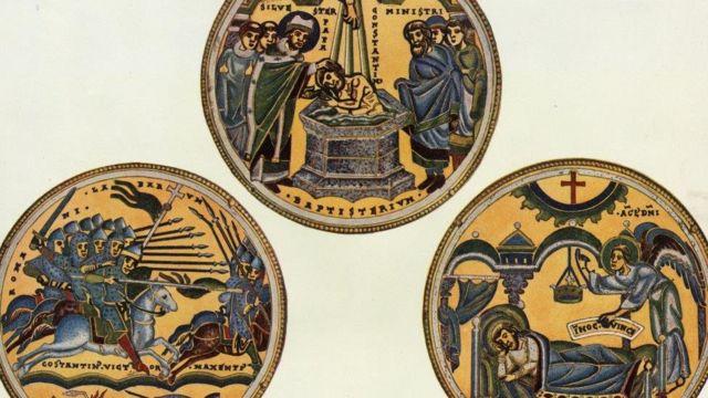 Stavelot Triptych