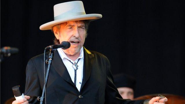 Bob Dylan.